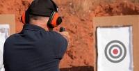 Комплексная программа по стрельбе для 1, 2 или 4 человек в стрелковом комплексе Shooter. <b>Скидкадо71%</b>