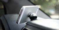 Плоские стильные магнитные держатели Steelie для телефонов или планшетов. <b>Скидка50%</b>