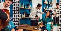 <b>Скидка до 90%.</b> Окрашивание, стрижка, укладка, итальянский уход, выпрямление, восстановление волос, услуги стилистов встудии красоты Agent Dubrova