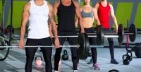 <b>Скидка до 50%.</b> 1или 4персональные тренировки либо абонемент на1или 3месяца безлимитного посещения фитнес-клуба Strong &Smart