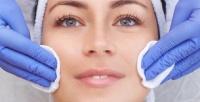 <b>Скидка до 79%.</b> Процедуры ультразвуковой, комбинированной либо механической чистки, молочного, миндального или салицилового пилинга лица отсалона красоты «Бигуди»