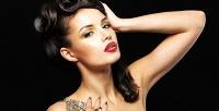 <b>Скидка до 55%.</b> Перманентный макияж бровей, век игуб вкабинете перманентного макияжа встудии красоты AnLu