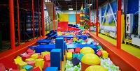 <b>Скидка до 50%.</b> Безлимитное посещение вертикального лабиринта сгорками, детского лабиринта, ниндзя-парка всемейном спортивно-развлекательном центре «Зона гравитации»