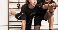 <b>Скидка до 63%.</b> До12фитнес-тренировок наEMS-тренажере встудии персональных EMS-тренировок Fitlit