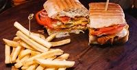 <b>Скидка до 60%.</b> Пивная вечеринка ссэндвичами вкафе Sandwich House Dorf