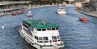 <b>Скидка до 60%.</b> Двухчасовая прогулка поМоскве-реке натеплоходе собедом или ужином отсудоходной компании «Алые паруса»