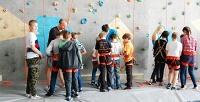 Детский праздник для компании до6человек сквест-игрой навыбор наскалодроме «Работница» (4200руб. вместо 8400руб.)