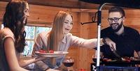Вечеринка для компании вгриль-домике вресторане Donna Olivia (1990руб. вместо 3980руб.)