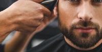 <b>Скидка до 50%.</b> Мужская стрижка, оформление бороды вбарбершопе Men's Club