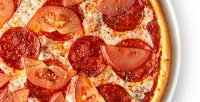 <b>Скидка до 50%.</b> Пицца «Пепперони спомидором» или «Грибная» отслужбы доставки Pizza Master
