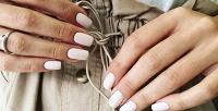 <b>Скидка до 62%.</b> Маникюр ипедикюр спокрытием ногтей гель-лаком встудии красоты Vobraze