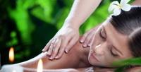 <b>Скидка до 76%.</b> Общий, медово-баночный, антицеллюлитный или лимфодренажный массаж отстудии «Рукиножницы»