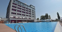<b>Скидка до 30%.</b> Отдых вАнапе наберегу Черного моря вномере категории стандарт спитанием посистеме «всё включено» вкурортном отеле Beton Brut Resort All Inclusive оттурагентства «Вик-тур»