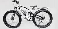 <b>Скидка до 41%.</b> Велосипед налитых дисках Green Bike или фэтбайк