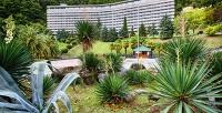 <b>Скидка до 30%.</b> Отдых вАбхазии в2- или 3-местном номере вдоме отдыха «Солнечный»