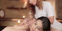 <b>Скидка до 62%.</b> 3, 5или 7сеансов общего оздоровительного, антицеллюлитного либо лечебного массажа спины всалоне-парикмахерской L`vitsa