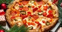 <b>Скидка до 54%.</b> Доставка большой авторской пиццы отресторана «#Ёлки-Палки#»