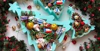 <b>Скидка до 55%.</b> Подарочный пенобокс «Елочка», «Единорожка» или «Минни Маус» сосладким или праздничным наполнением