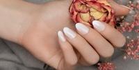 <b>Скидка до 52%.</b> Маникюр ипедикюр спокрытием вкабинете ногтевого сервиса «Кармен»