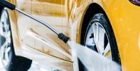 <b>Скидка до 50%.</b> Комплексная мойка или химчистка автомобиля либо устранение неприятных запахов всалоне потехнологии «Экотуман» отавтомойки Medusa