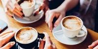 Кофе вкофейне Coffeeroom соскидкой50%