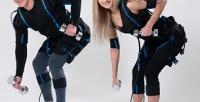 <b>Скидка до 62%.</b> До8посещений фитнес-тренировок натренажере XBody AQ8 встудии Fit-team