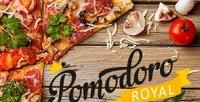 Все меню отслужбы доставки Pomodoro Royal соскидкой50%