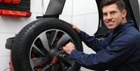 <b>Скидка до 51%.</b> Шиномонтаж ибалансировка четырех колес автомобиля размером доR19 включительно отавтосервиса «Выкатаетесь, мычиним»