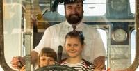 <b>Скидка до 50%.</b> Детская программа «Посвящение вморяки» отсудоходной компании «Алые паруса» (990руб. вместо 1980руб.)