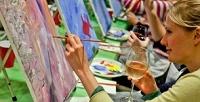 <b>Скидка до 55%.</b> Посещение арт-вечеринки отпроекта Art D'Vino