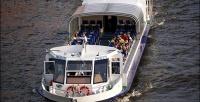 <b>Скидка до 75%.</b> Прогулка поМоскве-реке натеплоходе «Москва84» спитанием или без откомпании Boat-Tour