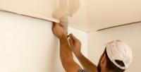 <b>Скидка до 73%.</b> Изготовление имонтаж белого натяжного потолка сполотном навыбор