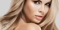 <b>Скидка до 76%.</b> Кератиновое выпрямление, ботокс, стрижка, укладка, биоламинирование, окрашивание волос, прическа или макияж всети салонов красоты «Диана»