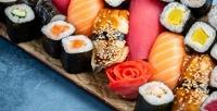 Сет «Самурай», «Хиро», «Осака рору», «Хоккайдо», «Киото» или «Япония» отслужбы доставки BigSushi31со скидкой50%