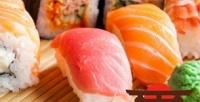 <b>Скидка до 40%.</b> Сет отслужбы доставки ресторана «Планета суши»