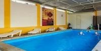 <b>Скидка до 41%.</b> Отдых вГеленджике наберегу Черного моря спосещением подогреваемого бассейна, тренажерного зала, пользованием мангальной зоной вгостевом доме «Наира»