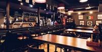 Меню инапитки впивном ресторане Leinster Pub