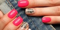 <b>Скидка до 57%.</b> Маникюр ипедикюр спокрытием идизайном ногтей всалоне-парикмахерской «НаКрупской, 107»