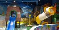 <b>Скидка до 50%.</b> Целый день развлечений вбудние или выходные всети детских игровых центровGo!