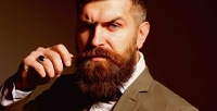 <b>Скидка до 51%.</b> Мужская стрижка иоформление бороды вBarbershop DJA &TU