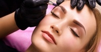 <b>Скидка до 60%.</b> Перманентный макияж бровей, губ, межресничного пространства или архитектура иокрашивание бровей вбьюти-студии Анжелики Захватовой