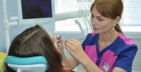 <b>Скидка до 86%.</b> УЗ-чистка, отбеливание зубов, установка скайса или лечение начальной стадии кариеса молочных зубов встоматологической клинике «Жемчужина»