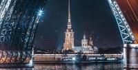 <b>Скидка до 50%.</b> Ночная прогулка надвухпалубном теплоходе кразводным мостам сживой музыкой откомпании «Белые ночи»