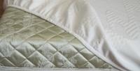 <b>Скидка до 45%.</b> Влагонепроницаемый трикотажный защитный чехол для матраса Denville Membran или махровый защитный чехол Terry Membran