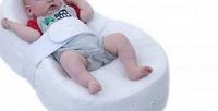 Детский матрас-кокон-колыбель для новорожденных (4290руб. вместо 6600руб.)