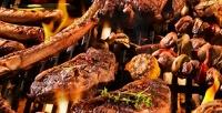 <b>Скидка до 52%.</b> Сет изсалатов или блюд нагриле отресторана доставки «Мадам Гюго»