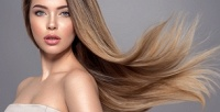 <b>Скидка до 75%.</b> Женская, мужская или детская стрижка, укладка, окрашивание волос всалоне «Центр красоты»