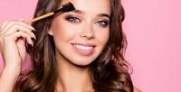 <b>Скидка до 91%.</b> Перманентный макияж век, бровей или губ всалоне красоты Sakura