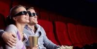 Посещение кинотеатра для двоих спросмотром фильма ипопкорном вподарок отклуба Top Level (750руб. вместо 1500руб.)