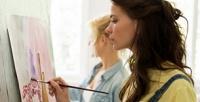 <b>Скидка до 73%.</b> Посещение мастер-класса «Рисуем пастелью» и«Рисуем акварелью» от«Галереи Икс»